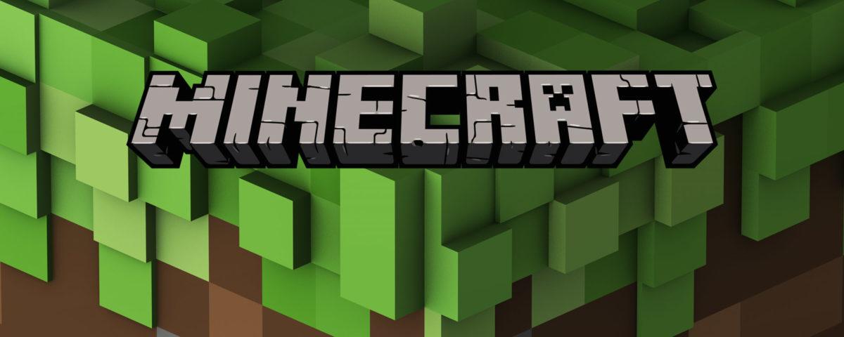 logo of minecraft