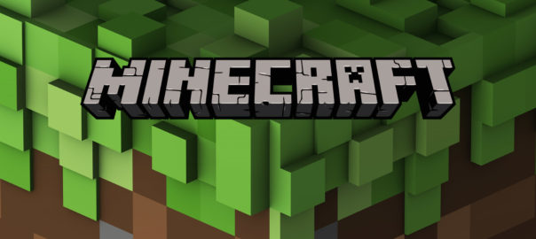 logo of minecraft